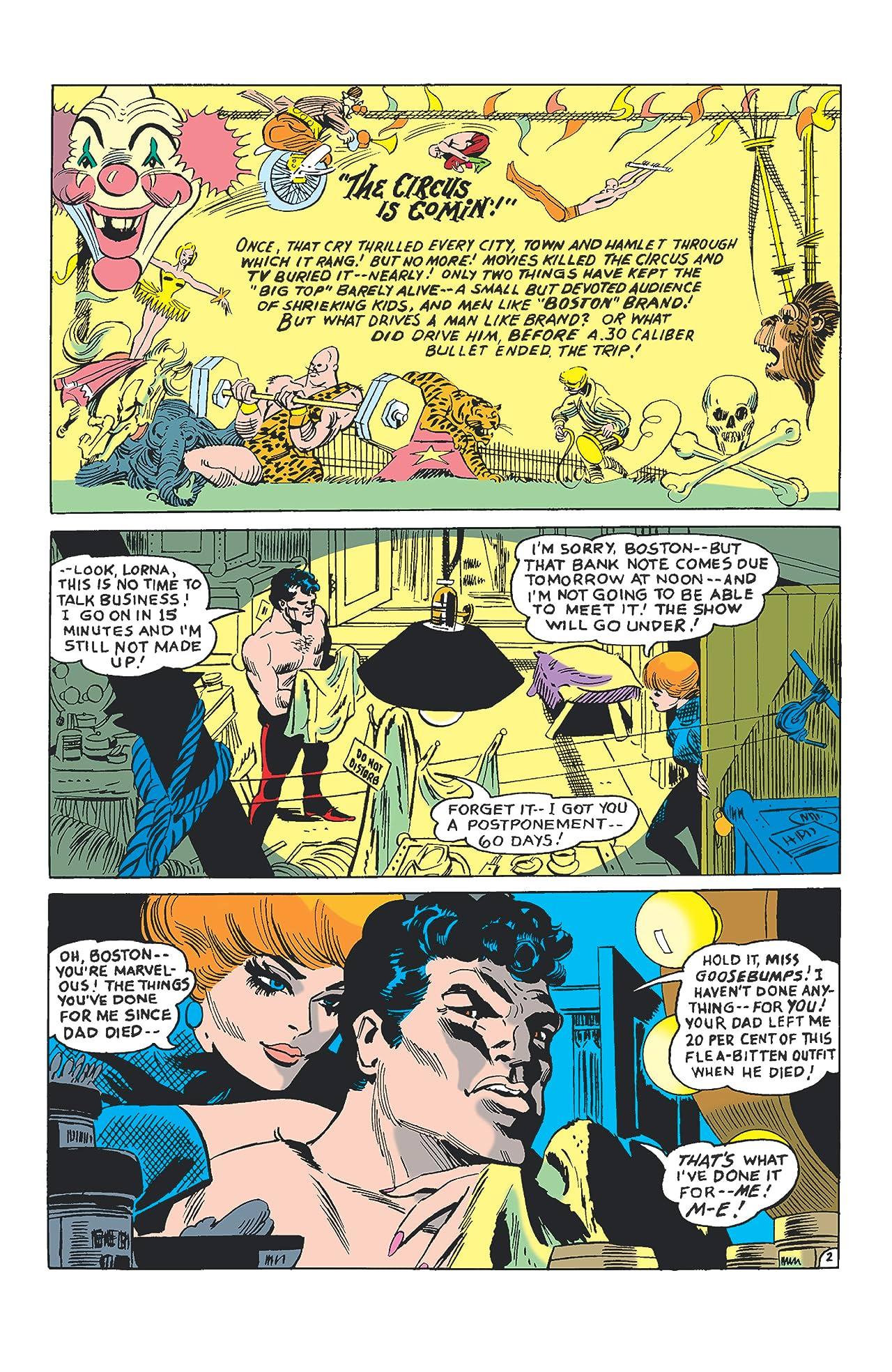 Deadman (1985) #1