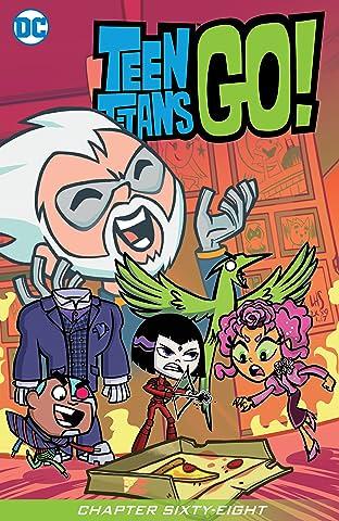 Teen Titans Go! (2013-) #68