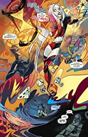 Harley Quinn (2016-) #61