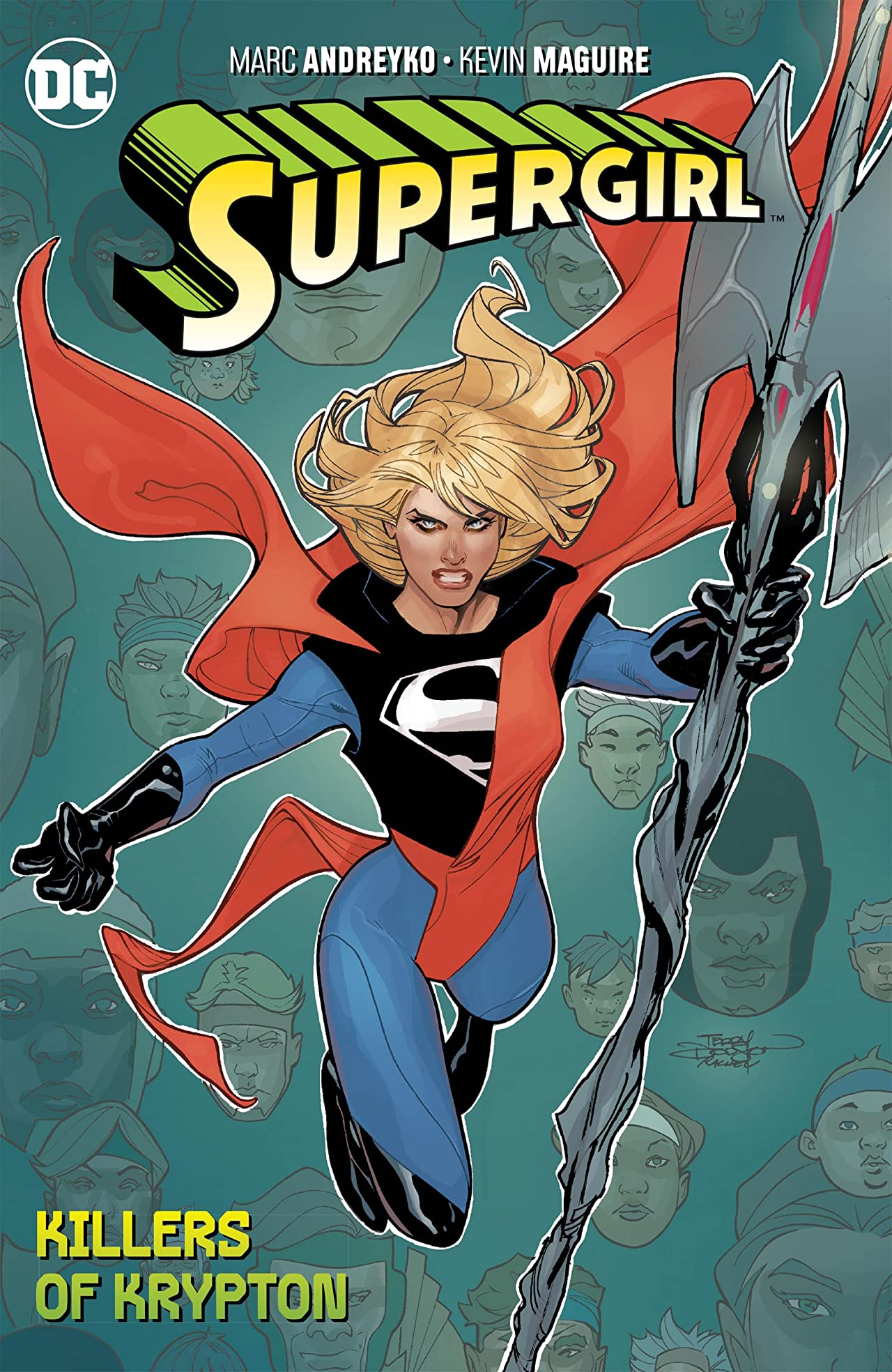 Supergirl (2016-) Tome 1: The Killers of Krypton