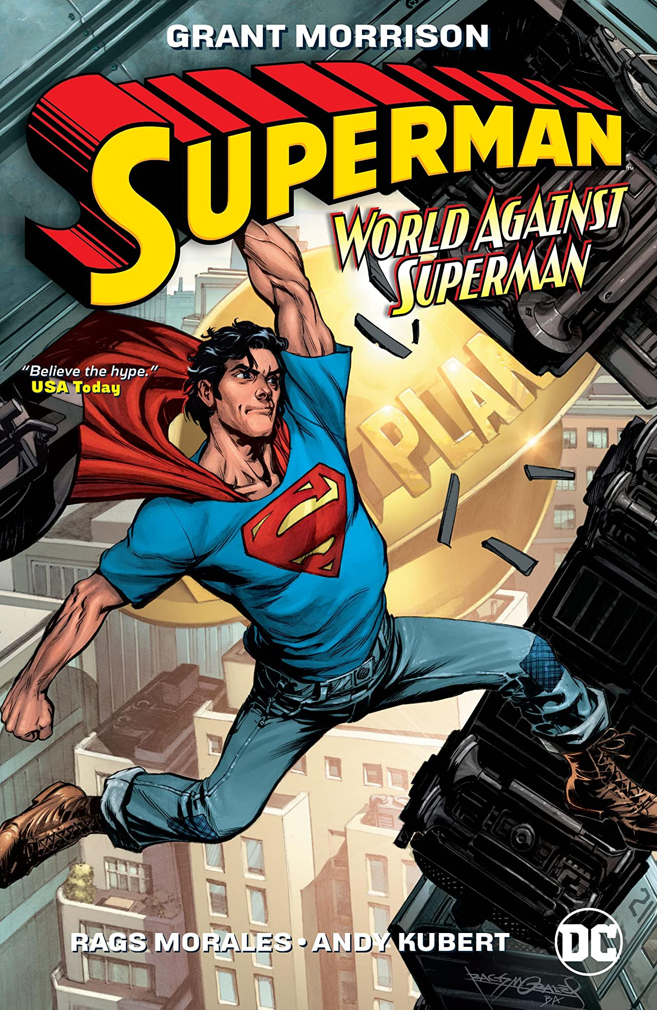 Superman - Action Comics: World Against Superman