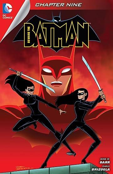 Beware the Batman (2013-2014) #9