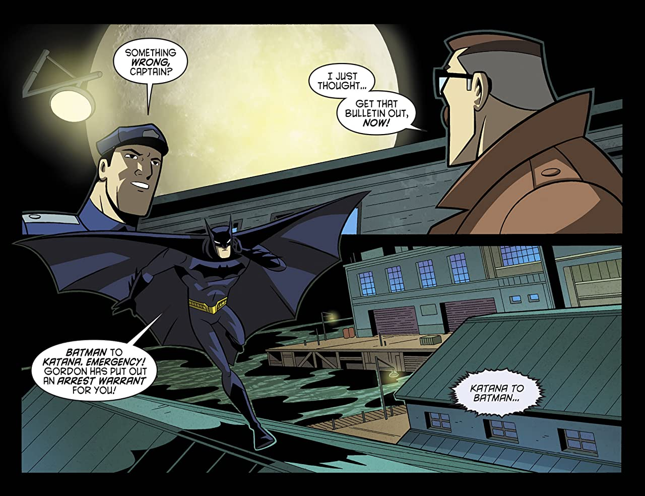 Beware the Batman (2013-2014) #9