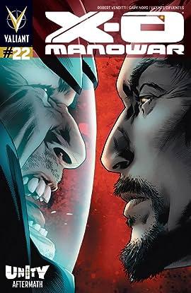 X-O Manowar (2012- ) #22: Digital Exclusives Edition