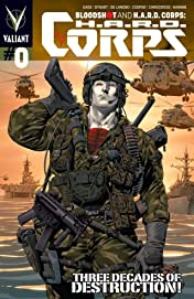 Bloodshot and H.A.R.D. Corps (2013- ): H.A.R.D. Corps #0: Digital Exclusives Edition