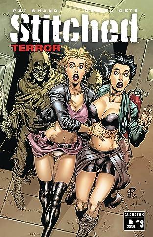 Stitched: Terror #3