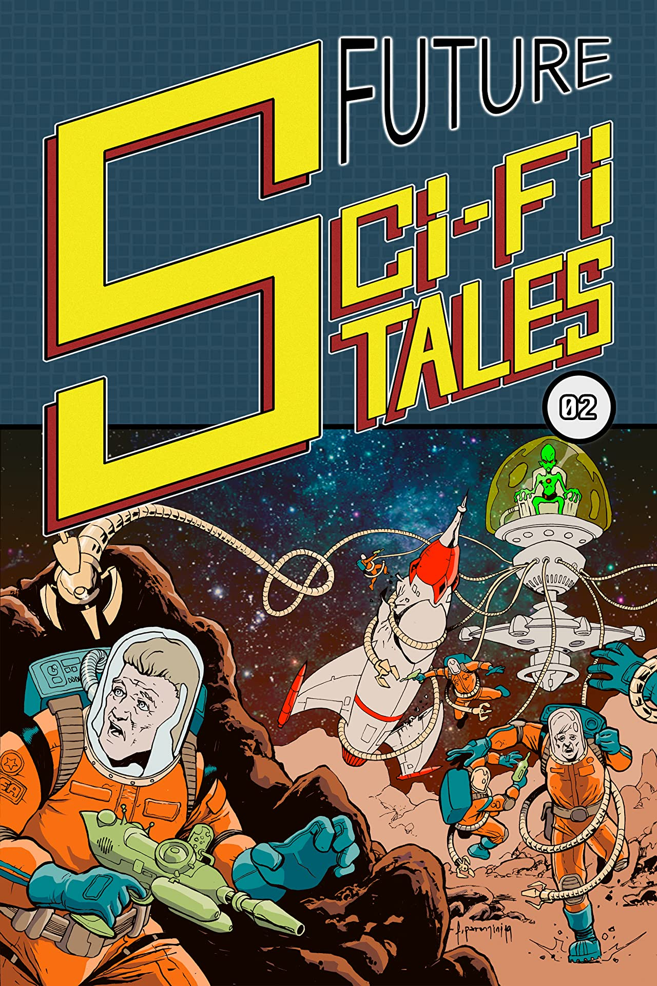 Future Sci-Fi Tales Vol. 02