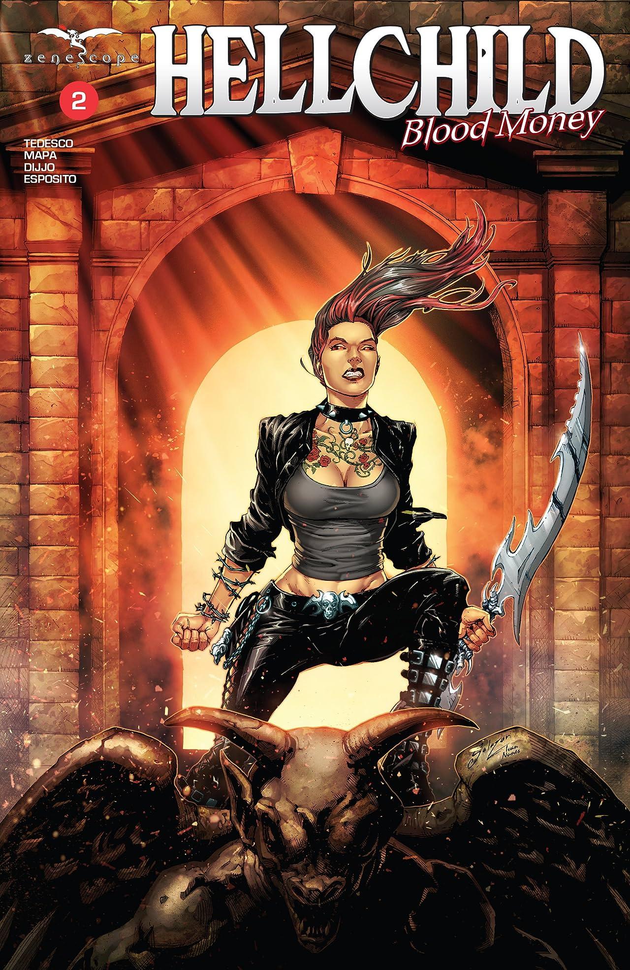 Hellchild: Blood Money #2