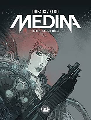 Medina Vol. 3: The Sacrificed