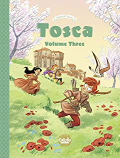 Tosca Vol. 3