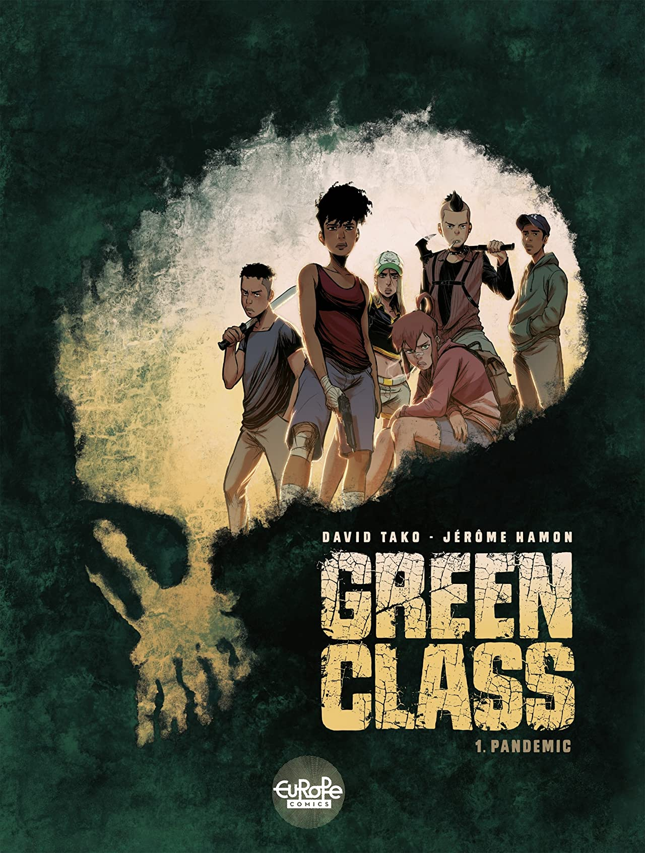 Green Class Vol. 1: Pandemic