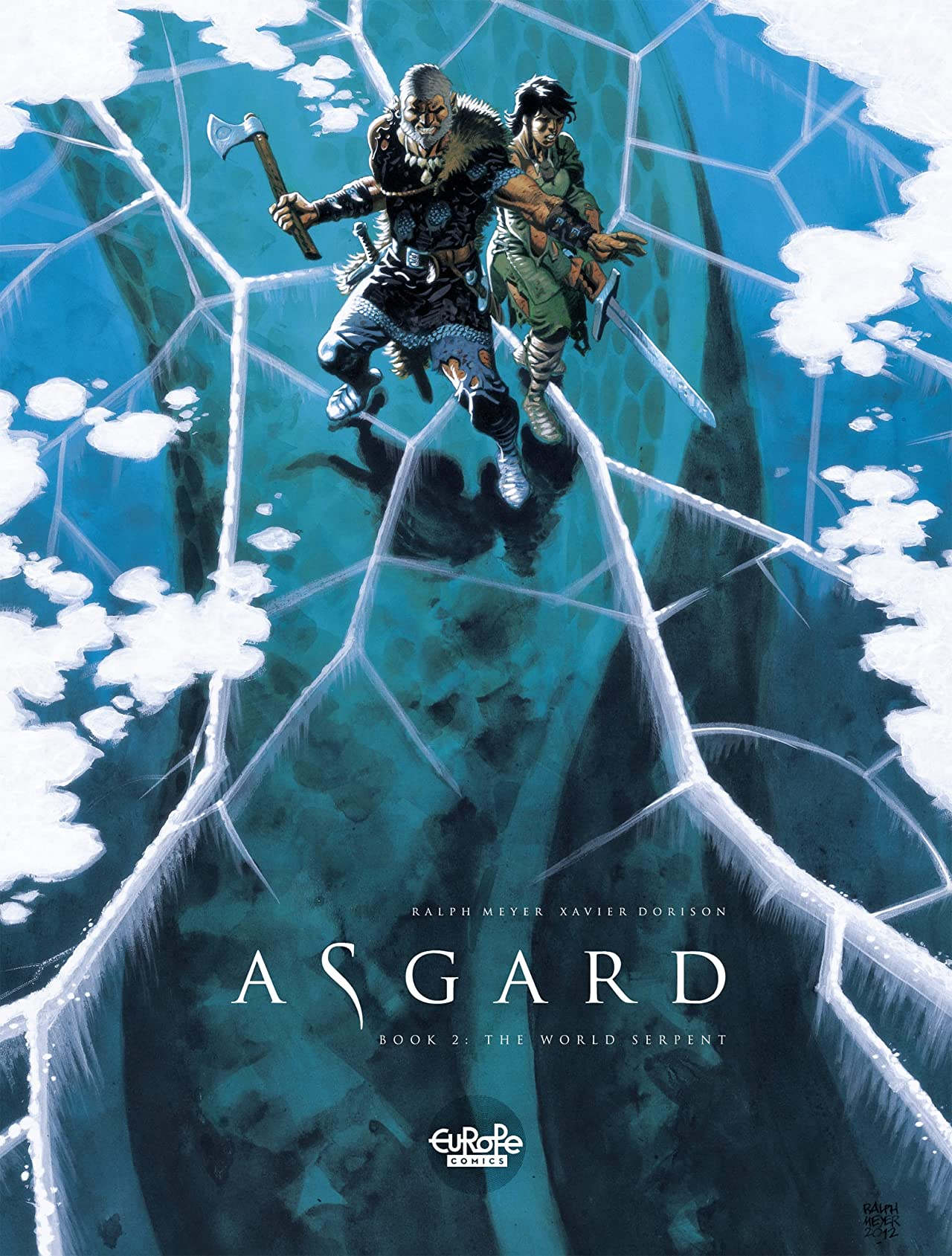 Asgard Tome 2: The World Serpent
