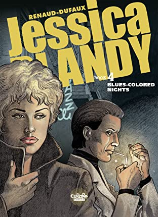 Jessica Blandy Vol. 4: Blues Colored Nights