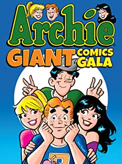 Archie Giant Comics Gala Tome 14