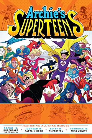 Archie's Superteens Vol. 1
