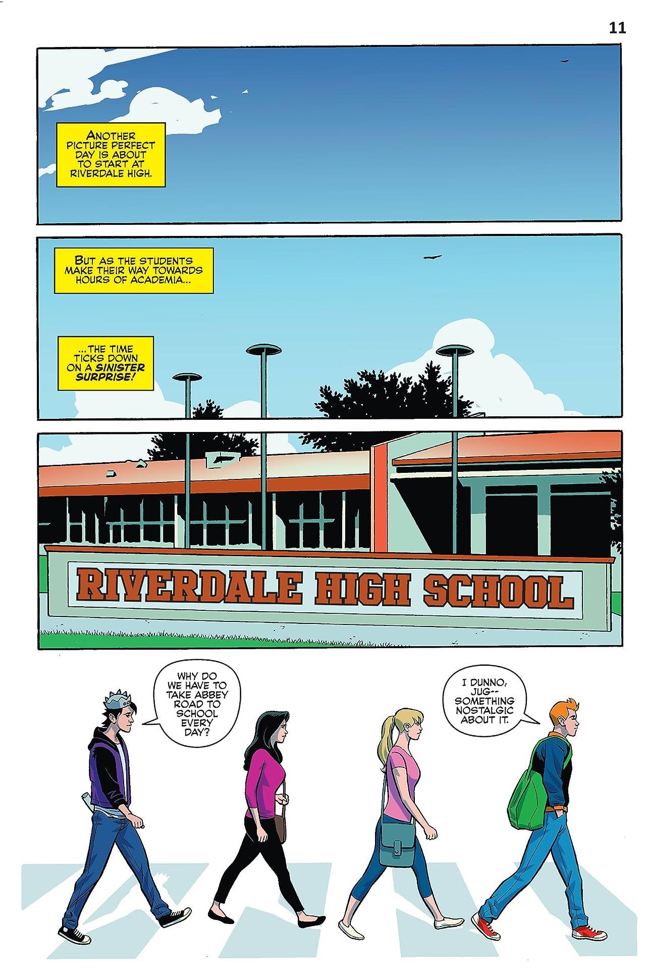 Archie's Superteens Vol. 1