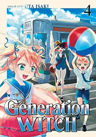 Generation Witch Tome 4