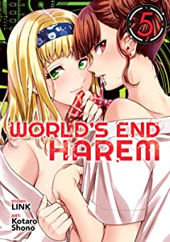 World's End Harem Vol. 5