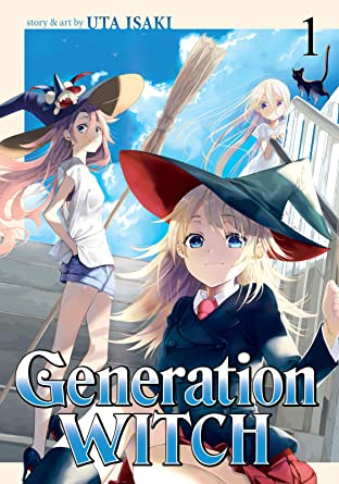 Generation Witch Vol. 1