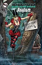 Wonderland: Asylum #3 (of 5)