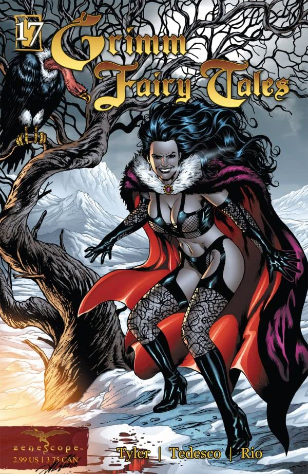 Grimm Fairy Tales #17