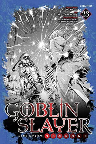 Goblin Slayer Side Story: Year One No.23