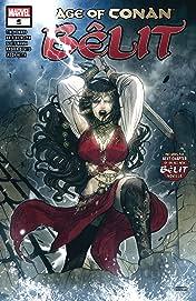 Age Of Conan: Belit, Queen Of The Black Coast (2019) No.5 (sur 5)