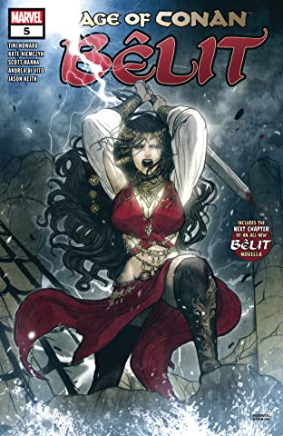 Age Of Conan: Belit, Queen Of The Black Coast (2019) No.5 (sur 5)