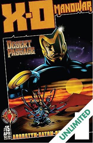 X-O Manowar (1996-1998) #15