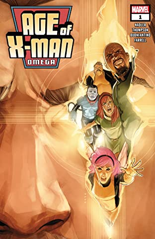 Age Of X-Man Omega No.1