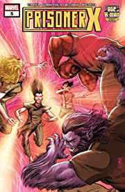 Age Of X-Man: Prisoner X (2019) #5 (of 5)