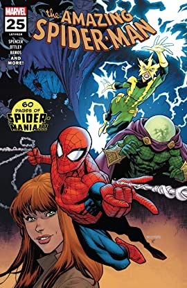 Amazing Spider-Man (2018-) #25