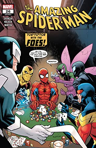Amazing Spider-Man (2018-) #26