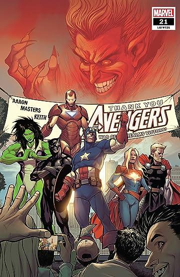 Avengers (2018-) #21