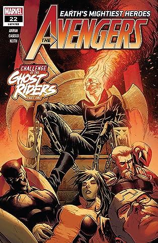 Avengers (2018-) #22