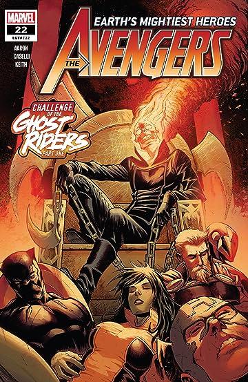 Avengers (2018-) No.22