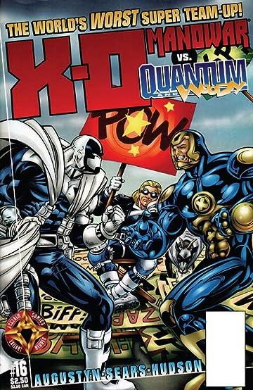 X-O Manowar (1996-1998) #16