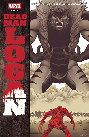 Dead Man Logan (2018-2019) #9 (of 12)