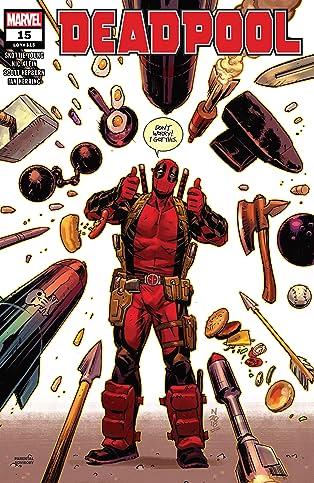Deadpool (2018-) #15