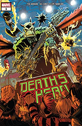 Death's Head (2019) #1 (of 4)