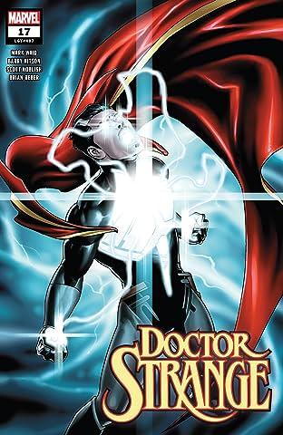 Doctor Strange (2018-2019) No.17