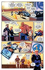 Fantastic Four (2018-) #12