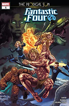 Fantastic Four: The Prodigal Sun (2019) #1