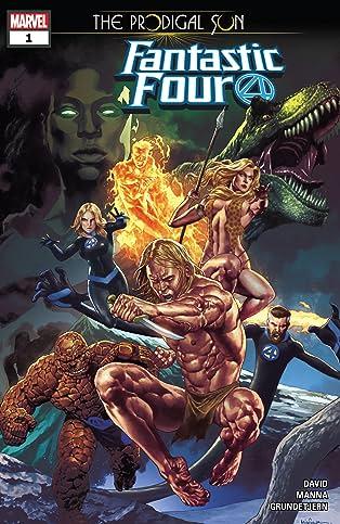 Fantastic Four: The Prodigal Sun (2019) #1