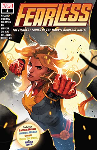 Fearless (2019) #1 (of 4)
