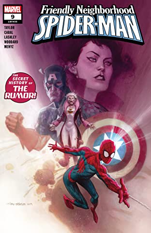 Friendly Neighborhood Spider-Man (2019) #9