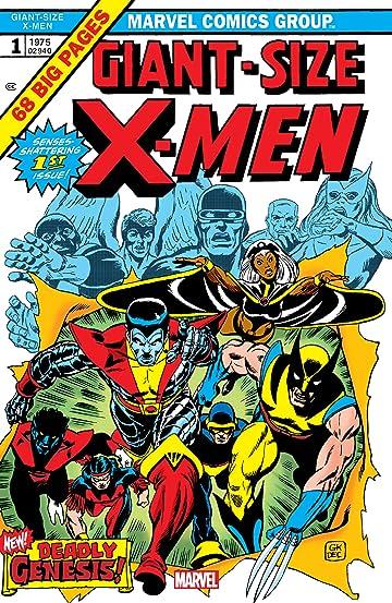 Giant-Size X-Men (1975) #1: Facsimile Edition