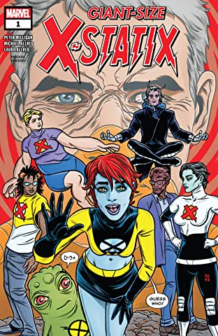 Giant-Sized X-Statix (2019) #1