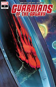 Guardians of the Galaxy (2019-) #7