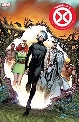 House Of X (2019) #1 (of 6): Director's Cut